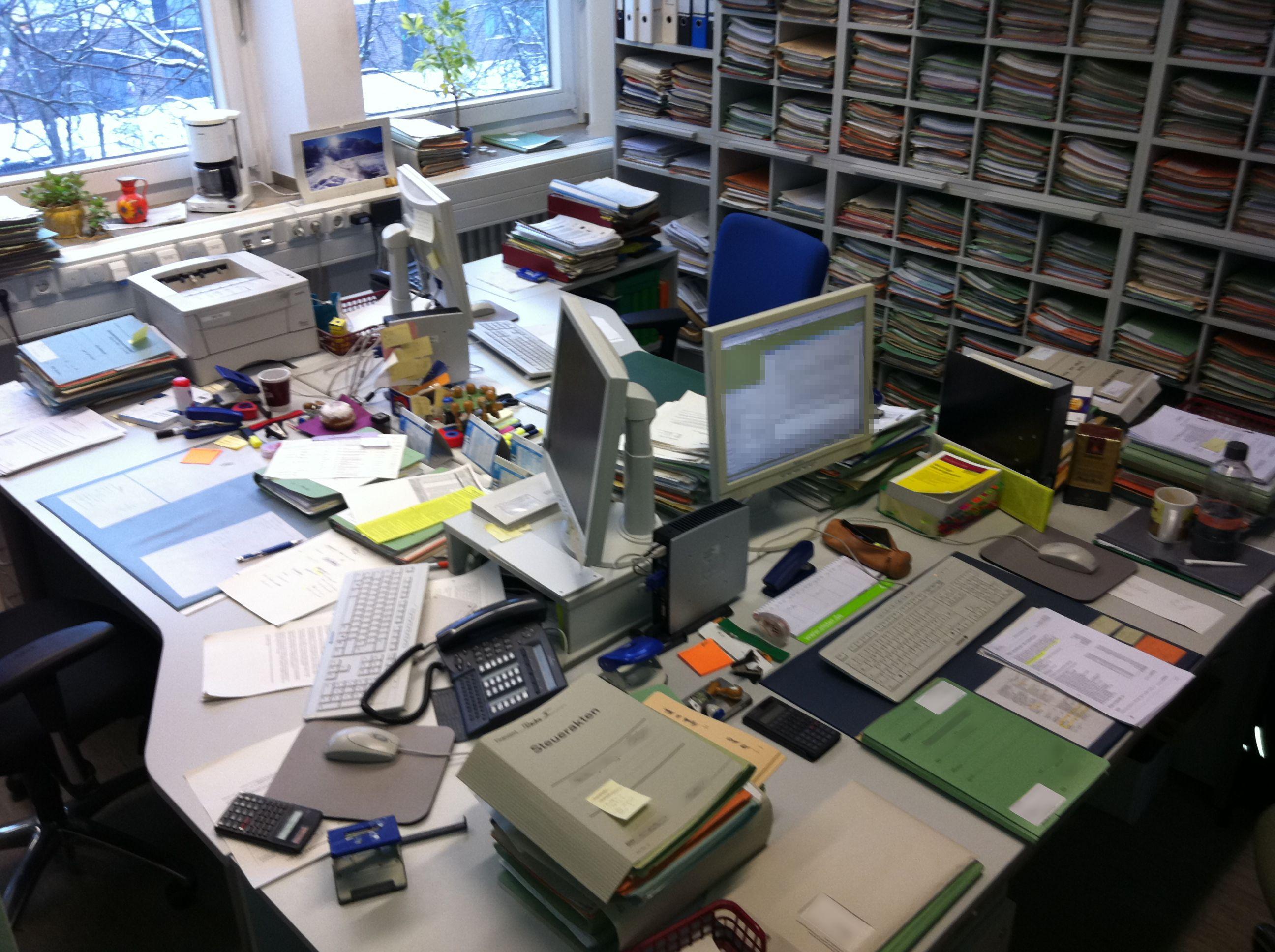 Arbeitsplatz Im Finanzamt M 252 Nchen 187 M47ch Com